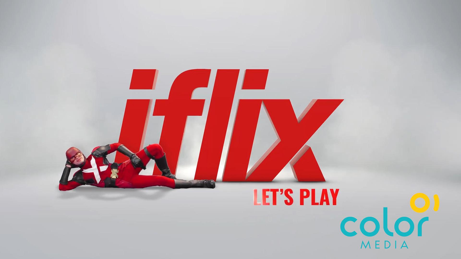 Sản xuất TVC ứng dụng xem phim IFLIX