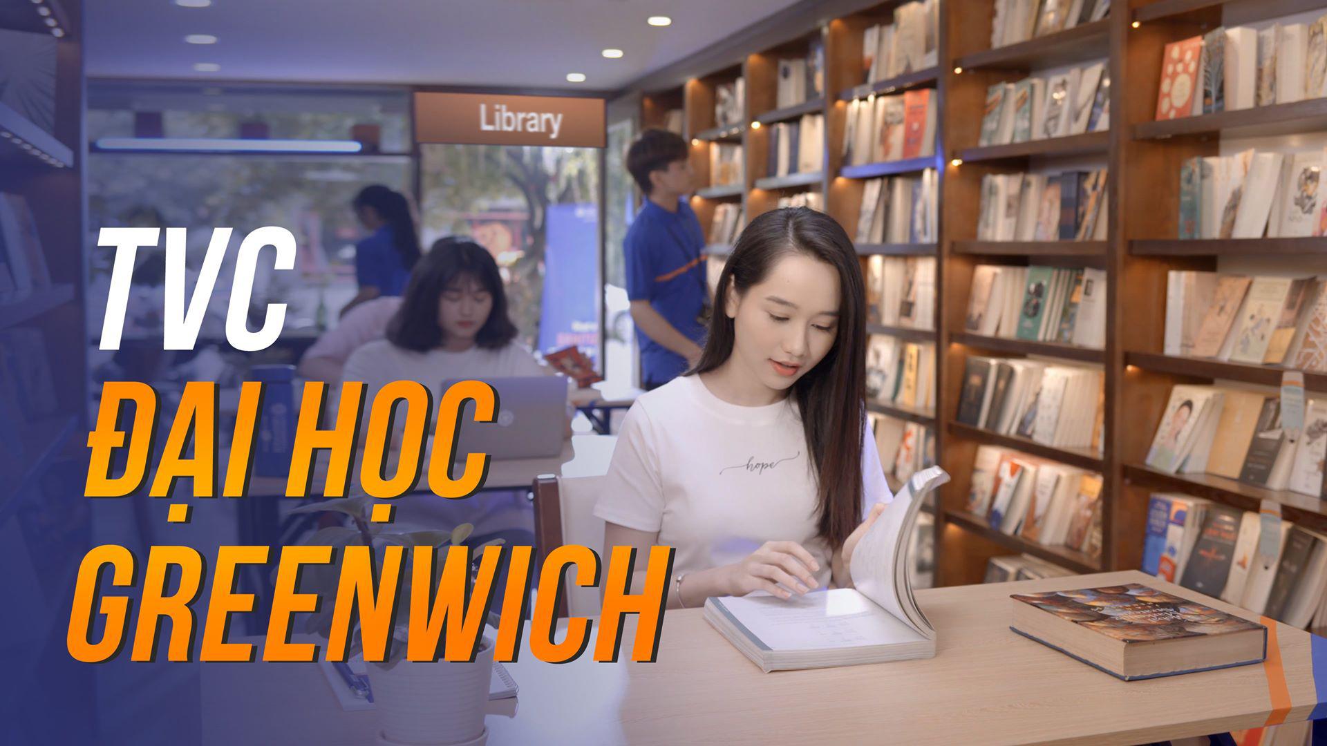? TVC quảng cáo Đại học Greenwich Việt Nam