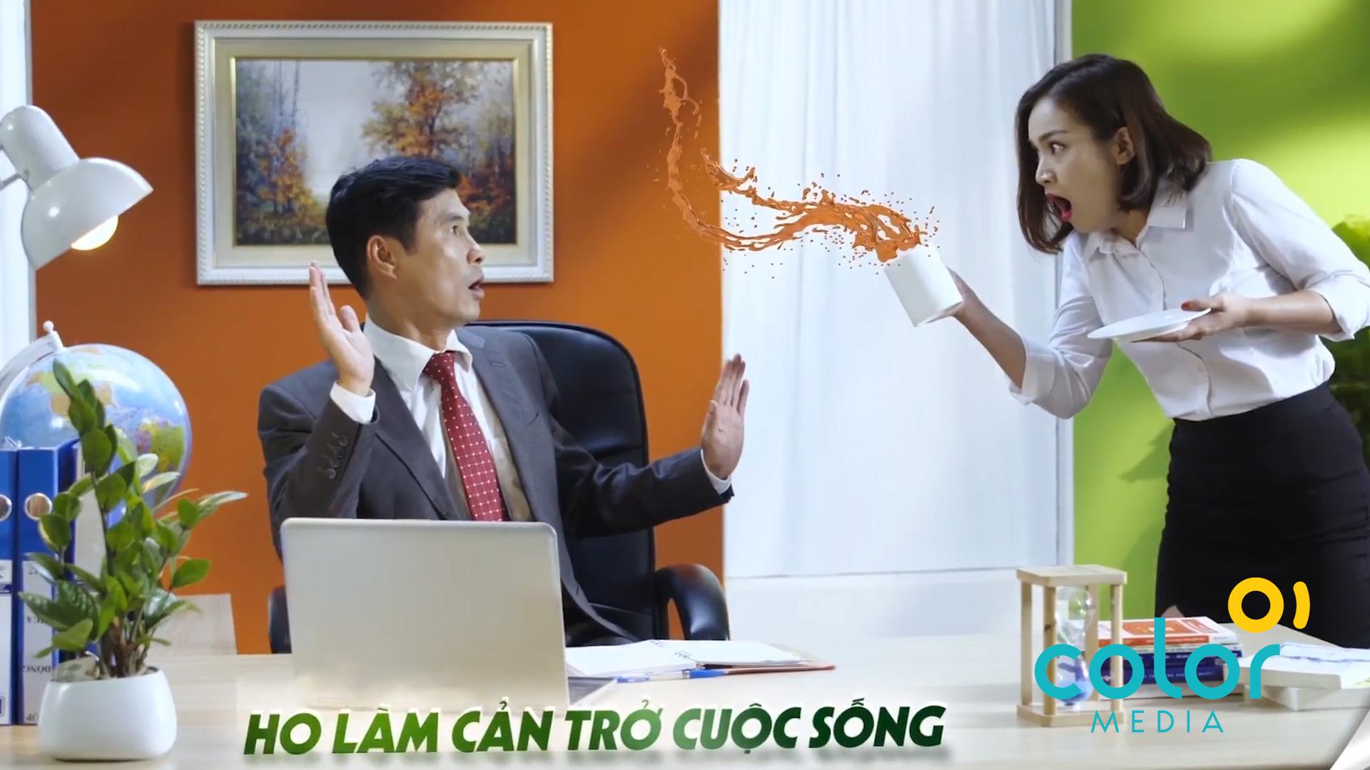 Sản xuất TVC thuốc ho Nam Dược