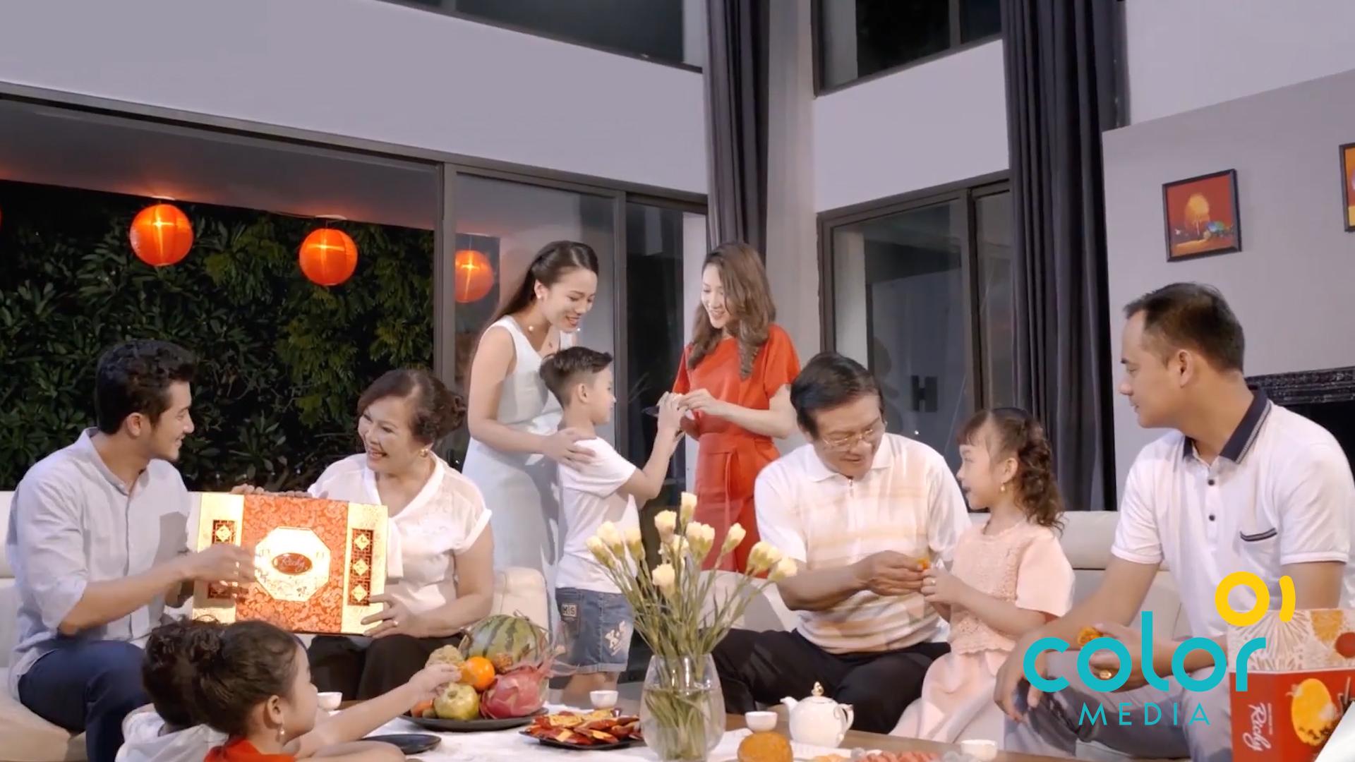Sản xuất TVC quảng cáo bánh trung thu Richy