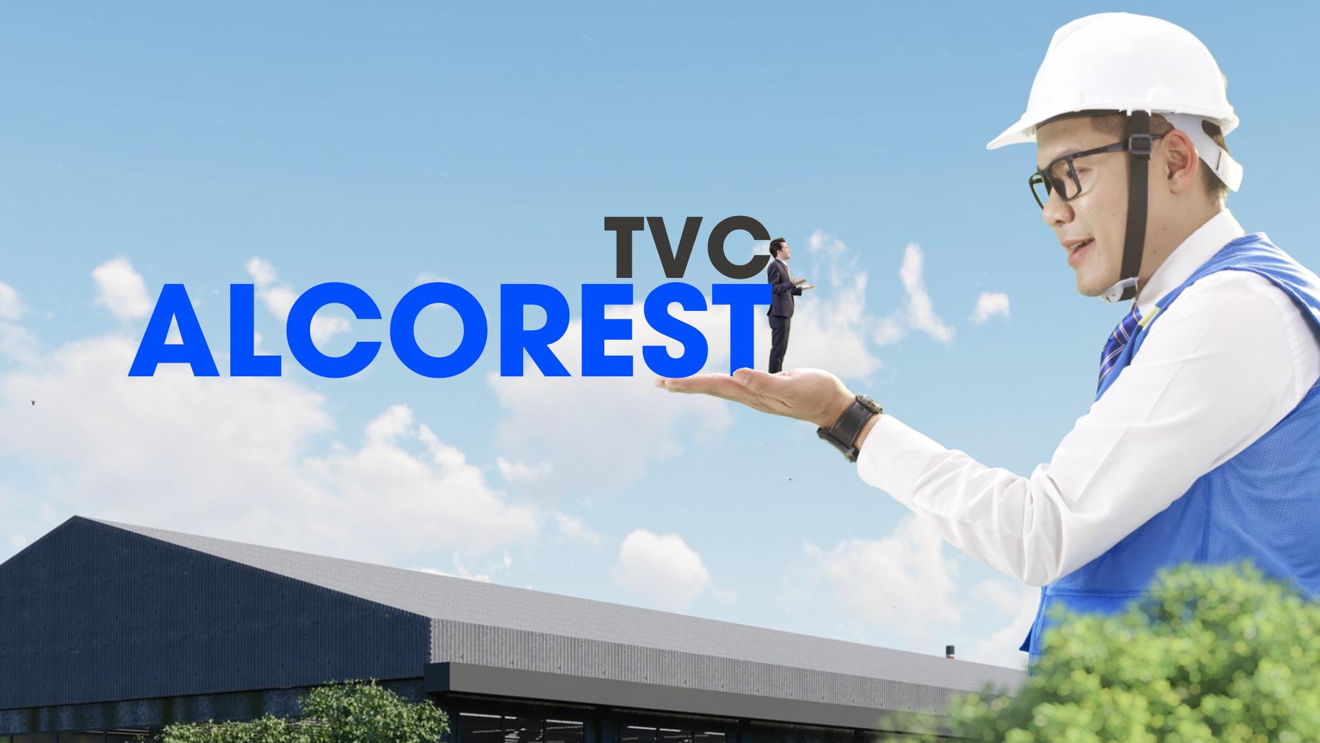 TVC Alcorest - Ngàn nỗi lo, vạn lý do che chở