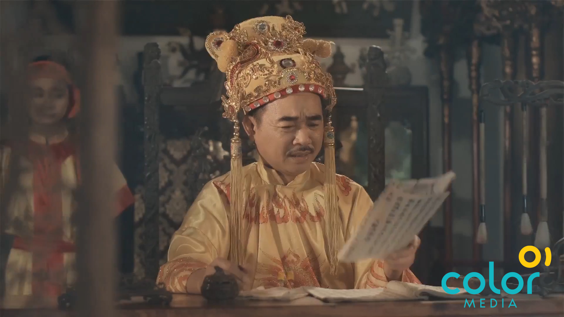 Sản xuất TVC Hoàng Thống Phong