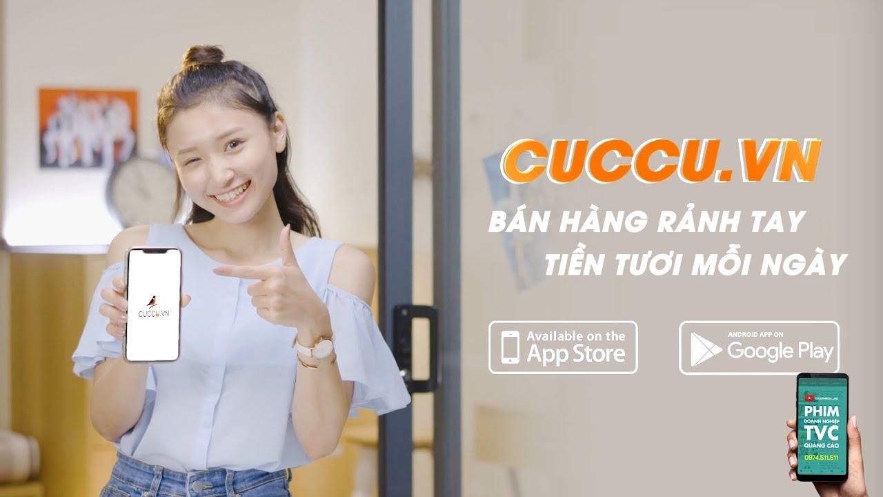 Phim quảng cáo cách kiếm tiền online cho sinh viên cùng nền tảng Kinh doanh online Cuccu.vn