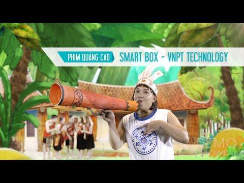 Sản xuất Phim quảng cáo ấn tượng Smartbox - VNPT Technology