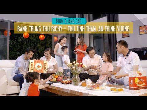 Công ty sản xuất Phim quảng cáo - Bánh trung thu Richy